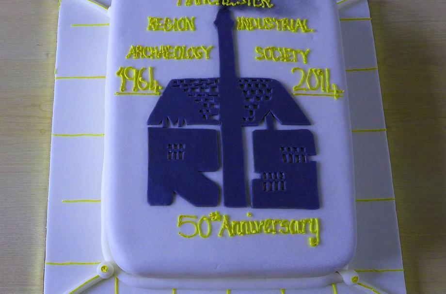 MRIAS 50th Anniversary Cake